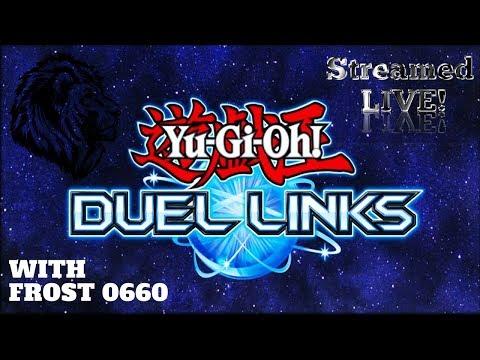 Yu-Gi-Oh Duel links stream! CHILDHOOD MEMORIES LUL!