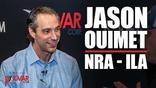 Jason Ouimet of NRA-ILA // John Bartolo Show