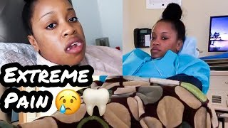 After Wisdom Teeth Removal Vlog - How Much?