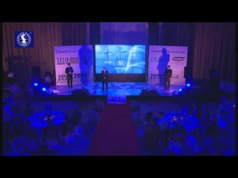 Caspian Energy Integration Award 2014 - Ali Hasanov