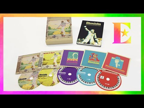 Elton John - Goodbye Yellow Brick Road 40th Anniversary Edition