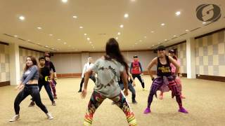 Salsation® Choreography - Dale Hasta Abajo - Chris Jeday Feat Joey Montana