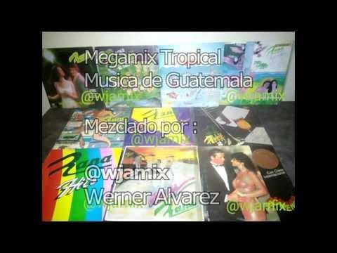 Mix Merengue Nacional Guatemala  80's y 90's SONIDO HD