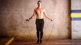 Basic Jump Rope Workout