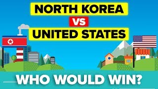 USA vs North Korea - Who Would Win? (Military Comparison 2019)