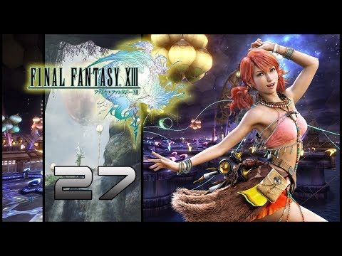 Guia Final Fantasy XIII (PS3) Parte 27 - El eidolon Brunilda