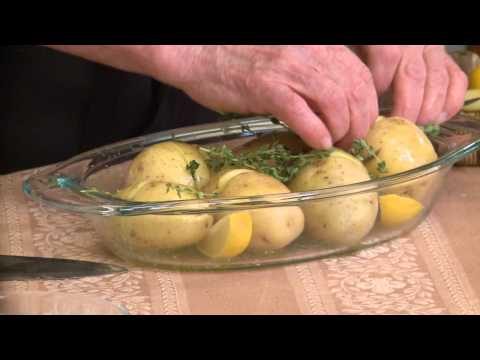 In The Kitchen with Julie & Friends: Herb Garlic Potatoes