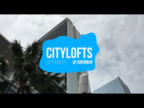 Citylofts Sudirman - Jakarta Pusat - Rukamen Apartment Tour