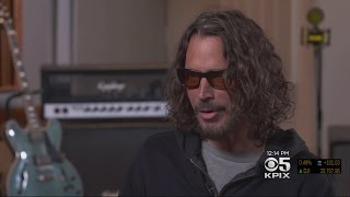 Soundgarden Singer Chris Cornell Dies At 52 Of Apparent Suicide