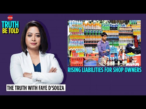 Economic Pressure on Business Owners - The Truth With Faye D'Souza