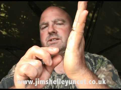 Jim Shelley On Hook Sharpening