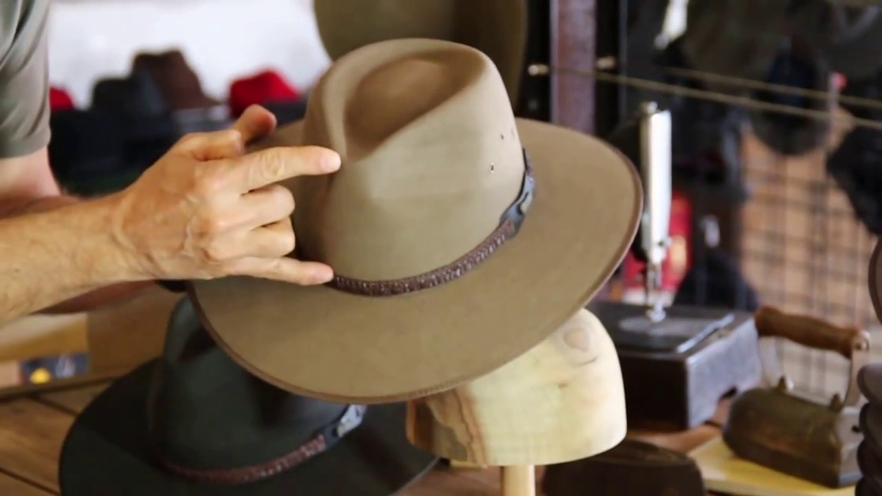 Akubra Tablelands Hat Review- Hats By The Hundred - YouTube 4a556dc09b97