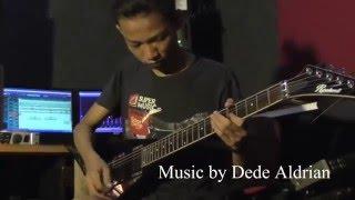 Jakmania, Tinggalkan Ras (gitar cover) by Dede Aldrian