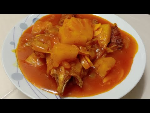 resepi-ikan-talapia-masak-masam-manis-buah-nanas/-sweet-and-sour-fish(talapia)-with-pineapple