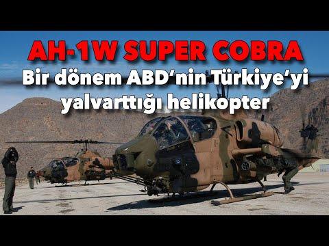 AH-1W Super Cobra: Bir dönem ABD'nin Türkiye'yi yalvarttığı helikopter