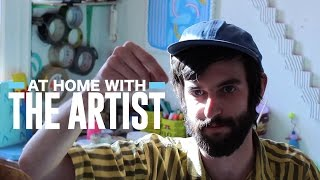 At Home With The Artist #1 - Ryan Patrick Martin [HD]