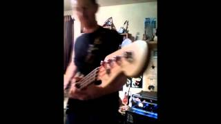 The Stranglers - Dagenham Dave - Bass Cover