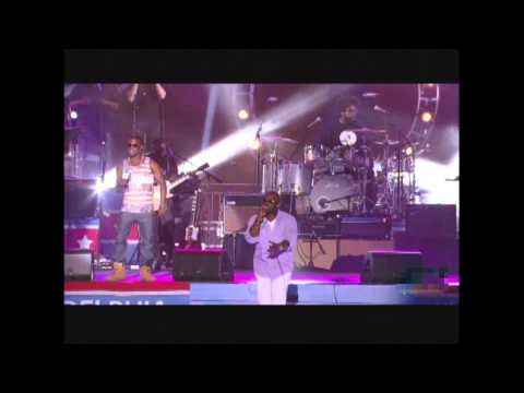 The Roots - DJ Jazzy Jeff - Kevin Hart @Wawa Welcome America 2013