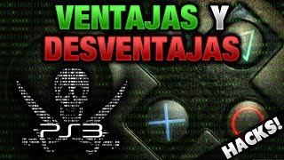 PS3 PIRATEADA: VENTAJAS Y DESVENTAJAS - MERECE LA PENA?