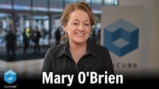 Mary O'Brien, IBM | IBM Think 2019