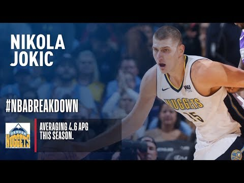 Nikola Jokic Passing Analysis | #NBABreakdown