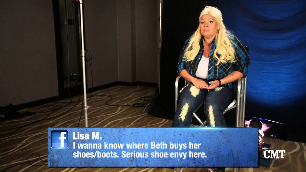 Dog and beth on the hunt facebook fan questions youtube for How many kids do dog and beth have
