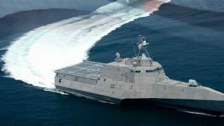 U.S. Navy Names Ship USS Gabrielle Giffords