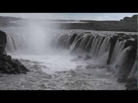 Iceland, Selfoss Waterfall