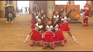 福山誠之館高校チアリーダー部@Chushikoku Cheerleader 2018 Autumn