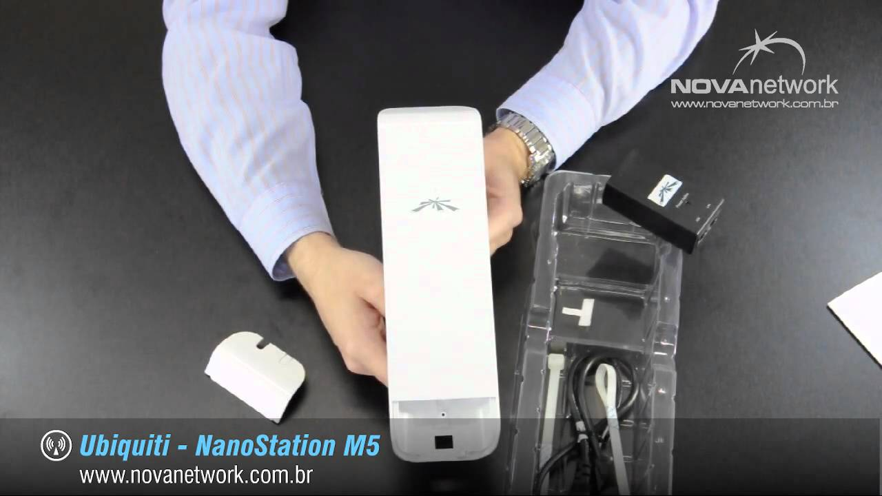 Nanostation M5 Youtube