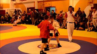 Sambo Usa Open 2012 ( Kids)