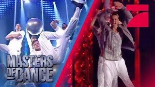 Team Dance Battle - Welche Choreo rasiert mehr?   Masters of Dance   ProSieben