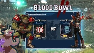 Blood Bowl 2 - Game of Orcs v. Dark Elf - Match 3