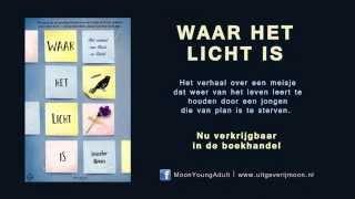 Boektrailer - Waar het licht is - Jennifer Niven