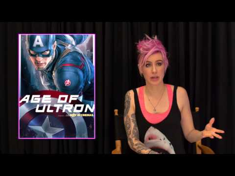 Avengers 2: Age of Ultron Movie Review - Full Review & Discussion - Ep93: