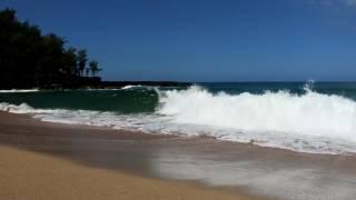 Hawaiian Relaxing Sounds Of Ocean Waves For Kids Good Night Sleep