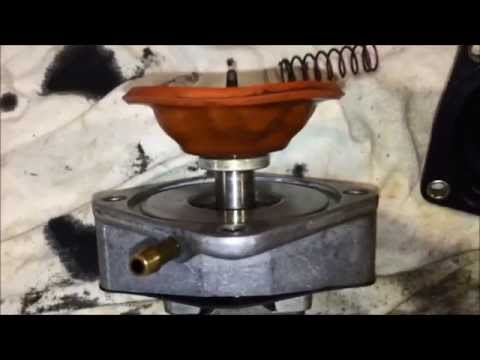 Polaris Exhaust Valve Cleaning Process - Domestic Twins 600 700 800 900