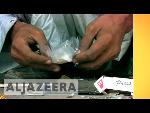 Inside Story - What's the solution to the world's drug problem?