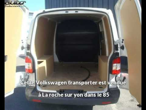 volkswagen transporter occasion visible la roche sur yon pr sent e par vpn vendee youtube. Black Bedroom Furniture Sets. Home Design Ideas