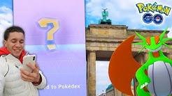 Pokémon GO in Berlin, Germany!