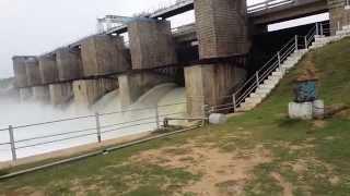 Kelavarapalli Dam hosur