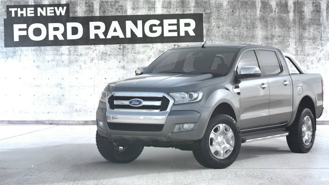 presenting the new ford ranger youtube