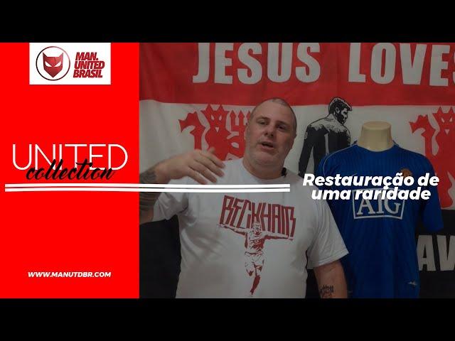 United Collection - EP02 - RESTAURAÇÃO DE UMA RARIDADE