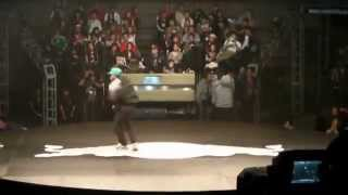 This is B boy LUIGI - Break Dance