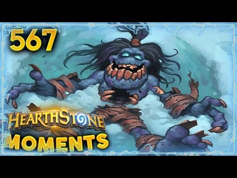 Just Stealing The Win!! | Hearthstone Daily Moments Ep. 567