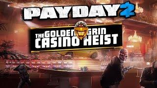 PayDay 2: Все достижения в  DLC: The Golden Grin Casino Heist
