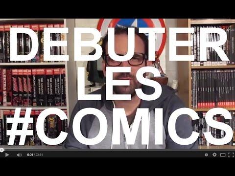 Débuter les #Comics