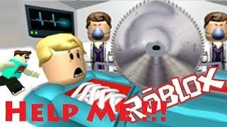 Roblox | Trốn Khỏi Bệnh Viện Ma Quái (Escape The Crazy HosPital)