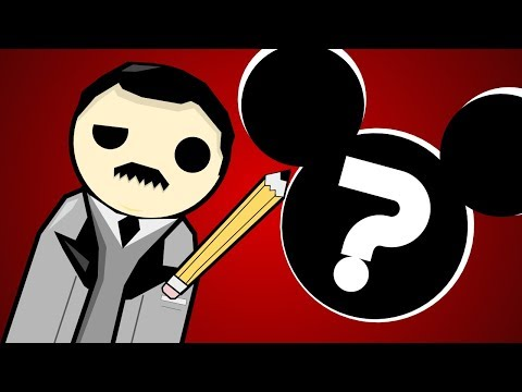 Walt Disney: The Man Who (Kind Of) Created Mickey Mouse