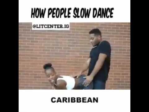 How people slow dance